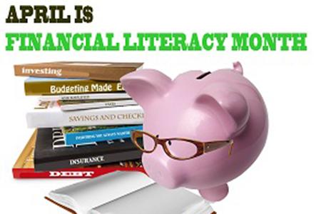Financial Literacy Month - April