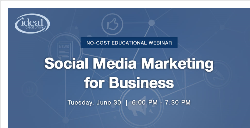 June 2020 Social Media Marketing Business Workshop