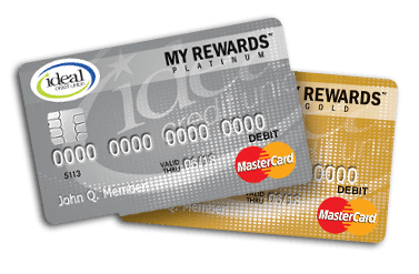 debit rewards cards
