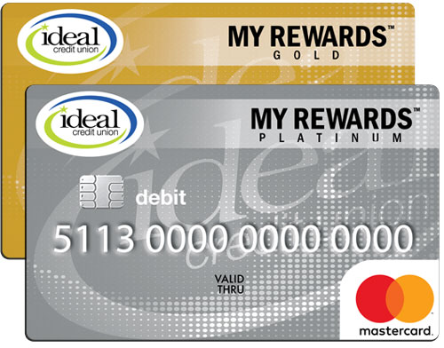 Ideal Gold VISA