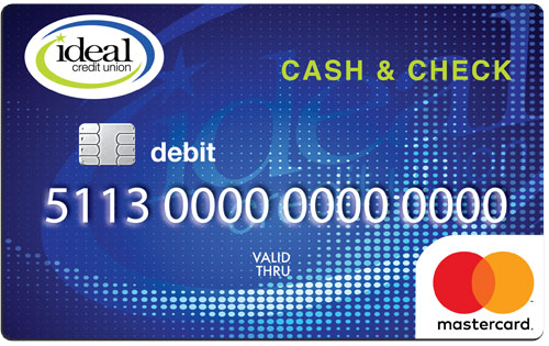 Ideal Blue Rewards VISA