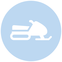 snowmobile/atv loan icon